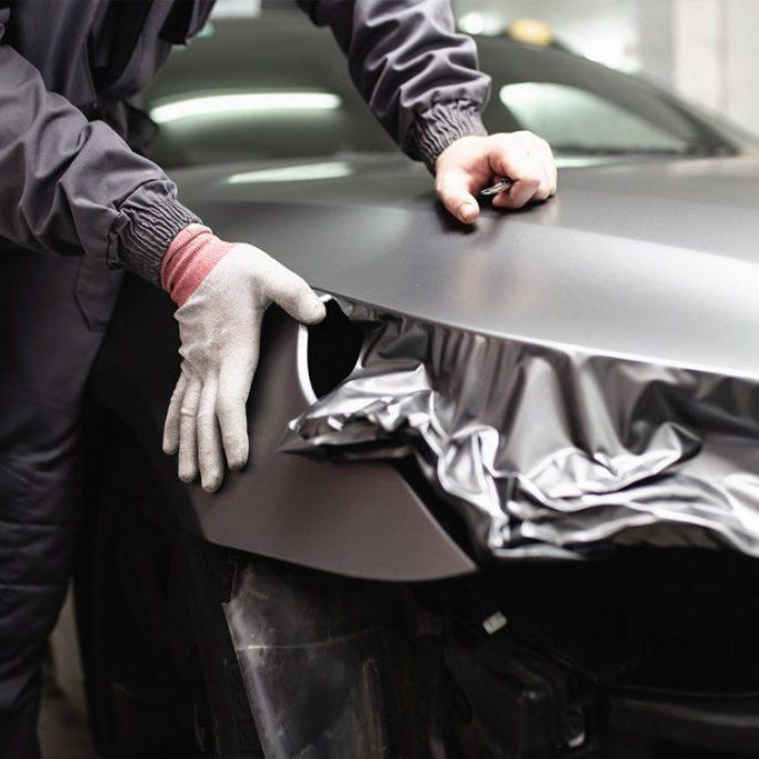Car Wrapping Services Toronto
